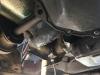 Oil pan surgery