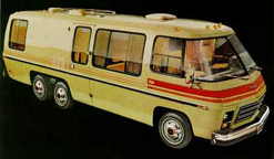 1973 GMC Motorhome