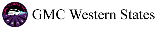 GMC Western States Motorhome Club